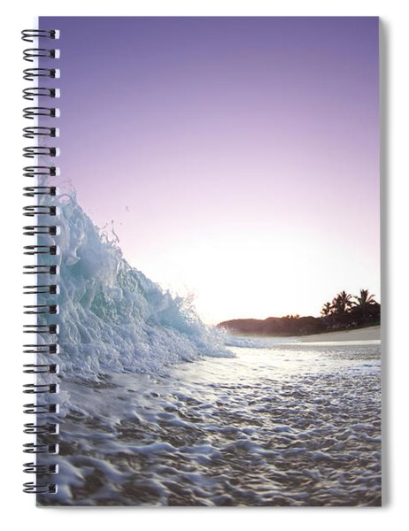 Foam Wall Spiral Notebook
