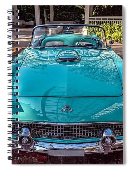 Ford Thunderbird  Spiral Notebook
