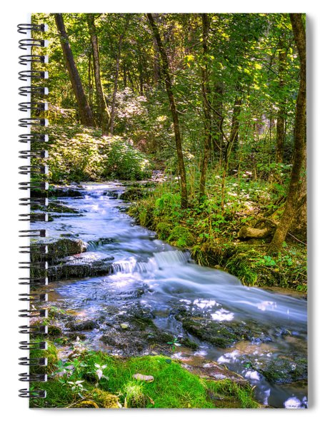 Forest Creek Spiral Notebook