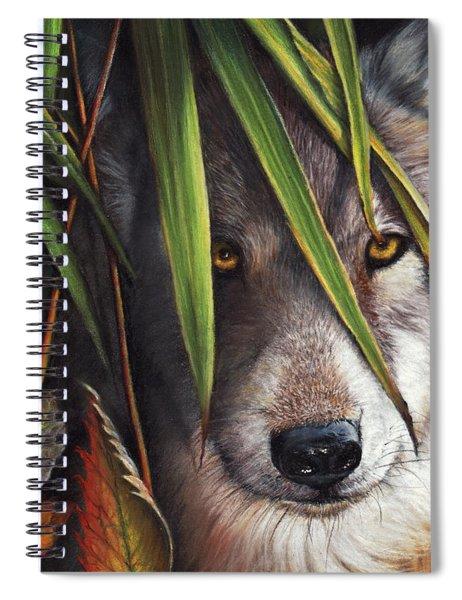 Forever Autumn Spiral Notebook