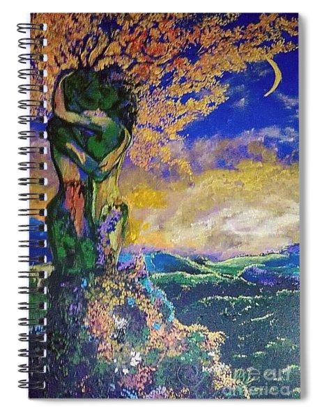 Forever Embracing Spiral Notebook