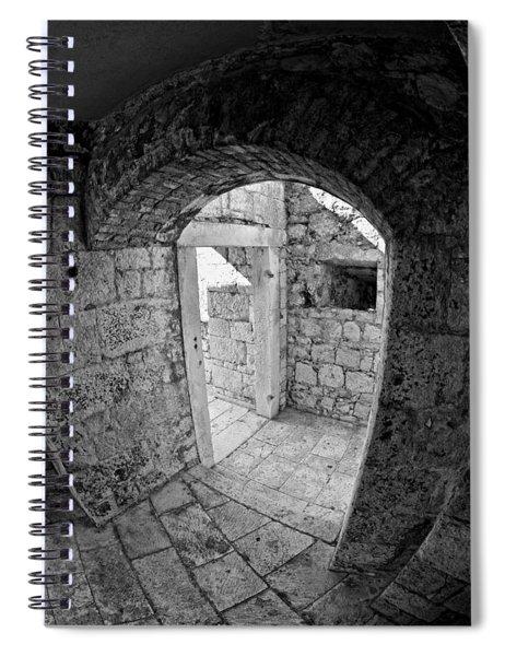 Fort Spiral Notebook