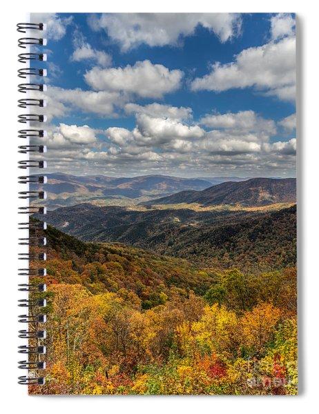 Fort Mountain Spiral Notebook