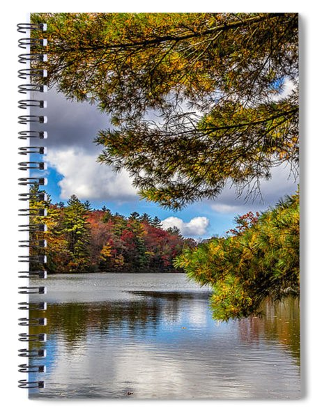 Fort Mountain State Park Spiral Notebook