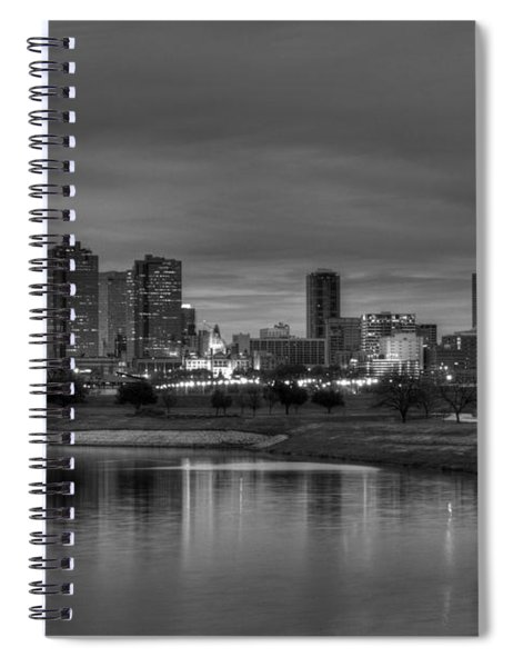 Fort Worth Spiral Notebook