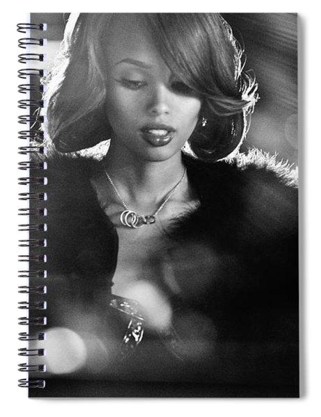 Fortasse Spiral Notebook