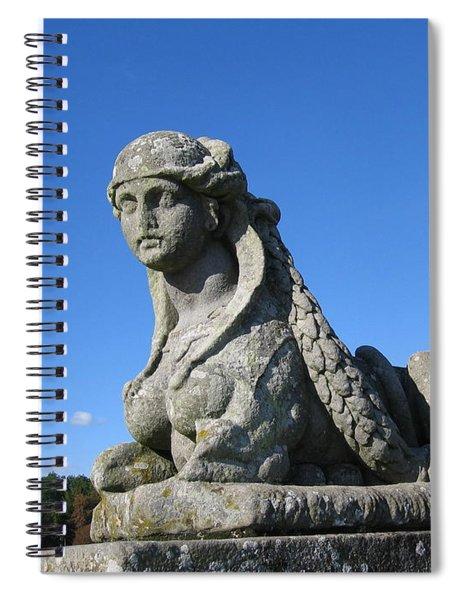 Fountainebleau Twin1 Spiral Notebook