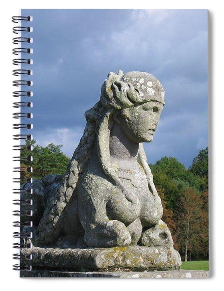 Fountainebleau Twin2 Spiral Notebook