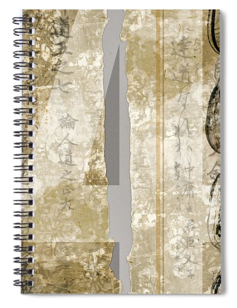 Four Seeds  Spiral Notebook