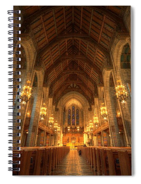 Fourth Presbyterian Church Chicago II Spiral Notebook