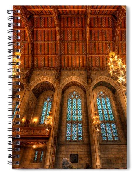 Fourth Presbyterian Church Chicago Spiral Notebook