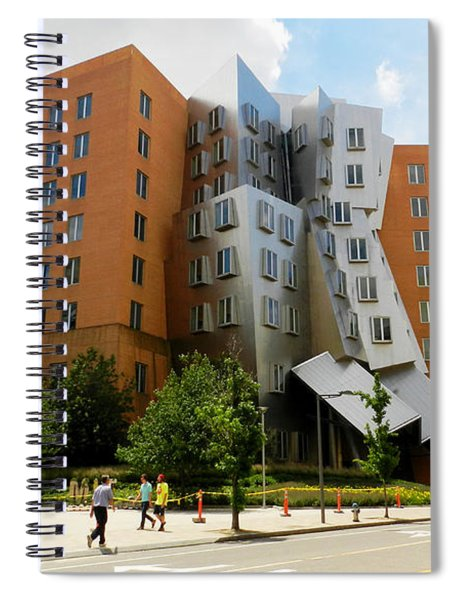 Frank Gehry - Mit Spiral Notebook