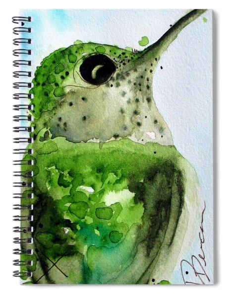 Freckles Spiral Notebook