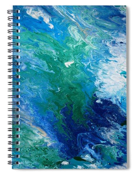 Free Spirit 6 Spiral Notebook