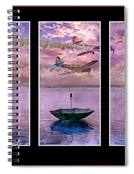 Freedom Flyers Spiral Notebook