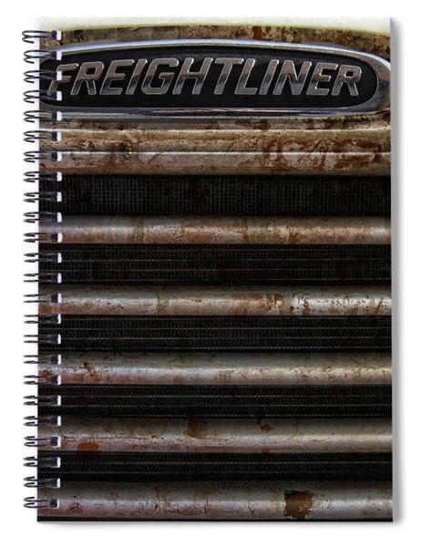 Freightliner Highway King Spiral Notebook