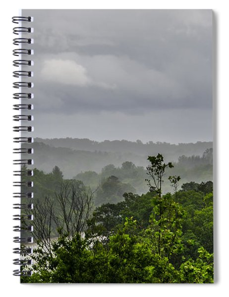 French Broad River Spiral Notebook