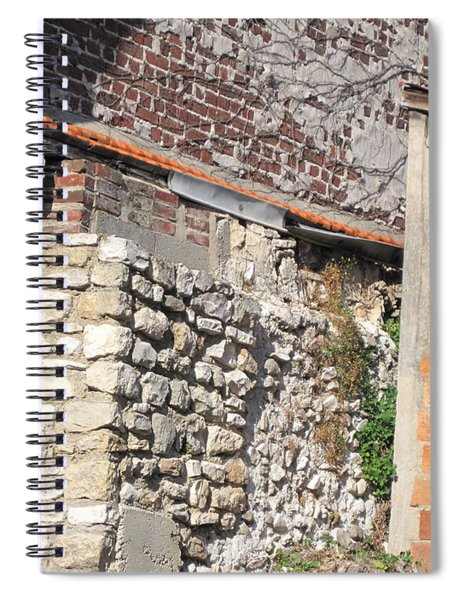 French Farm Wall Spiral Notebook