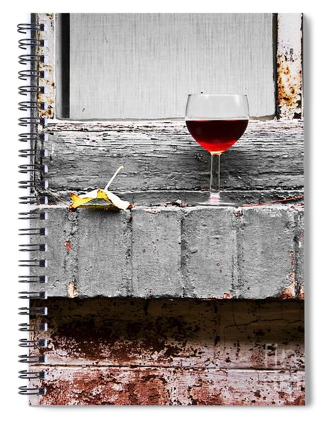 French Party Spiral Notebook