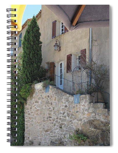 French Riviera - Ramatuelle Spiral Notebook