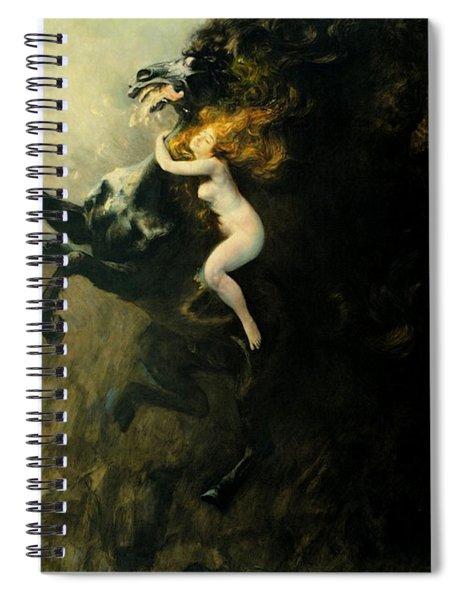 Frenzy Spiral Notebook