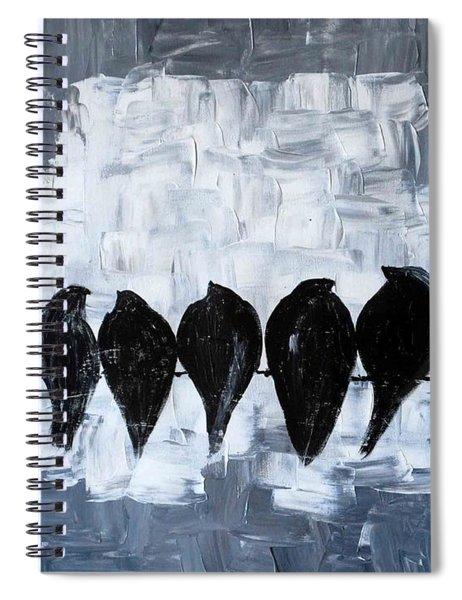 Friends Forever Spiral Notebook