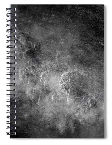 From Holes To Asteroids Spiral Notebook