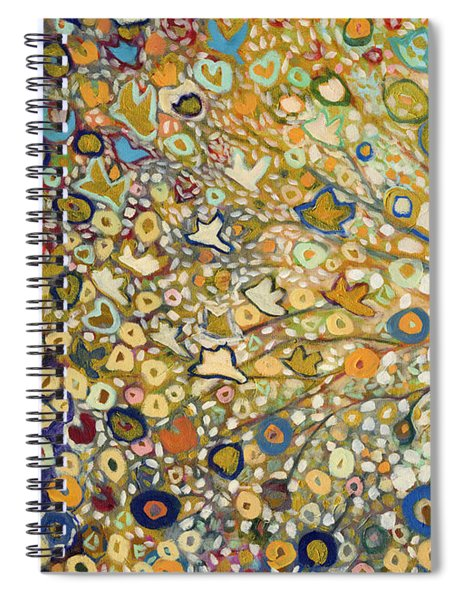 From Out Of The Rubble Part A Spiral Notebook