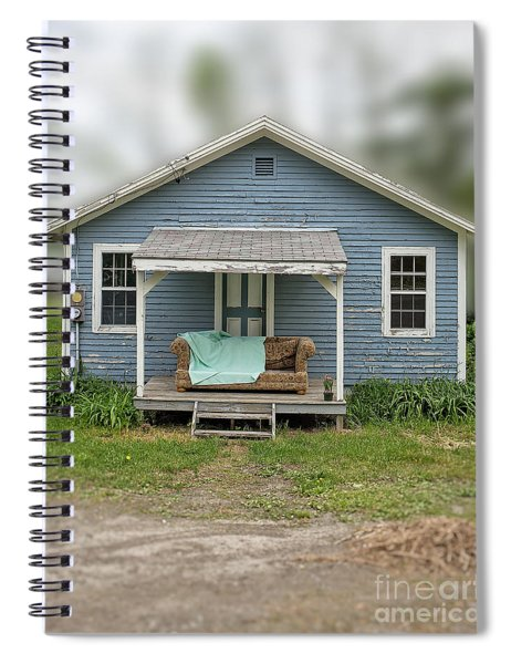 Front Porch Comfort Spiral Notebook