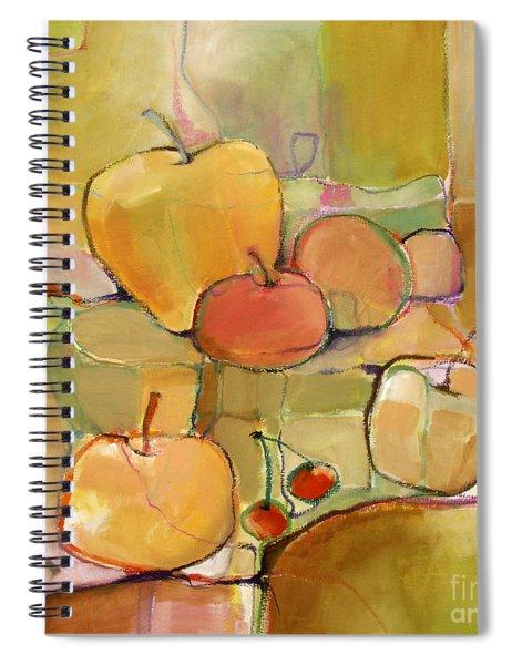 Fruit Still Life Spiral Notebook