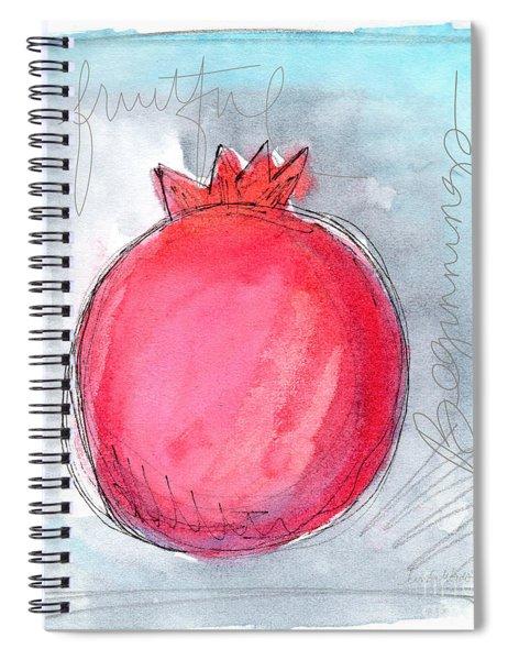 Fruitful Beginning Spiral Notebook