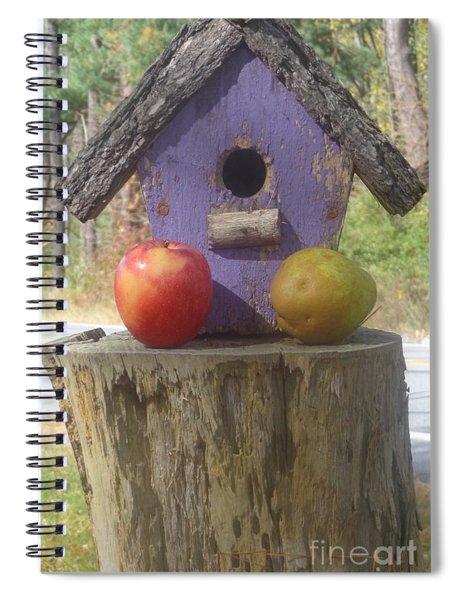 Fruity Home? Spiral Notebook