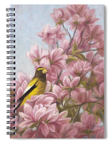 Full-bloom Spiral Notebook