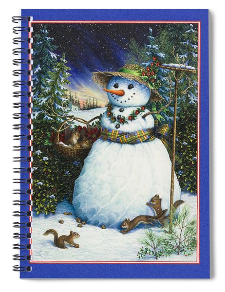 Furry Friends Spiral Notebook