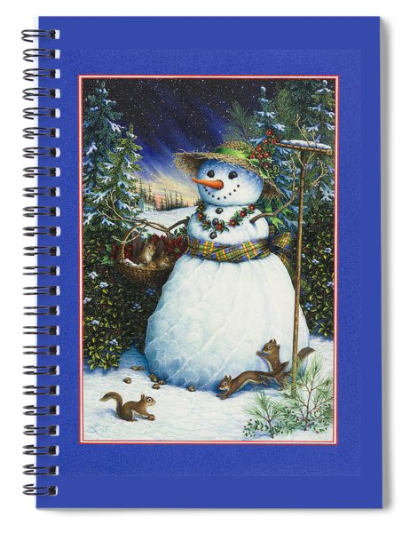 Furry Friends Spiral Notebook