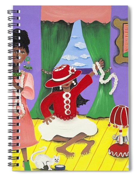 Future Reservations Spiral Notebook