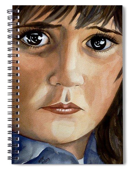 Galina Spiral Notebook