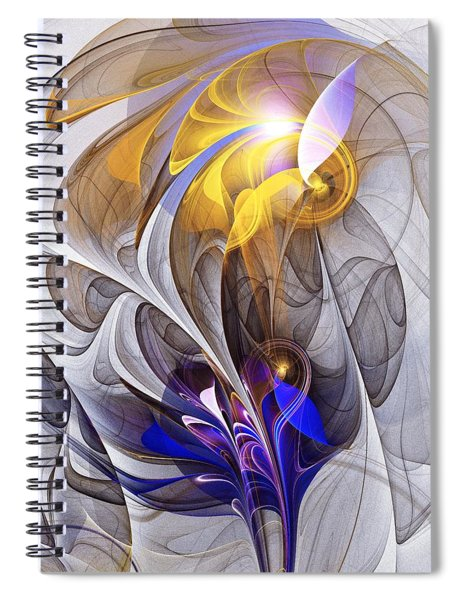 Galvanized Spiral Notebook