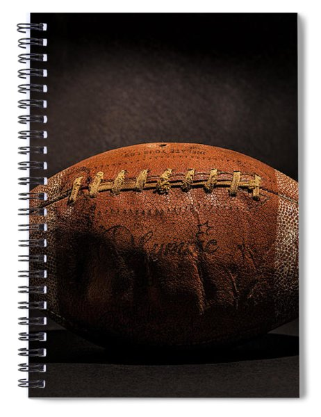 Game Ball Spiral Notebook
