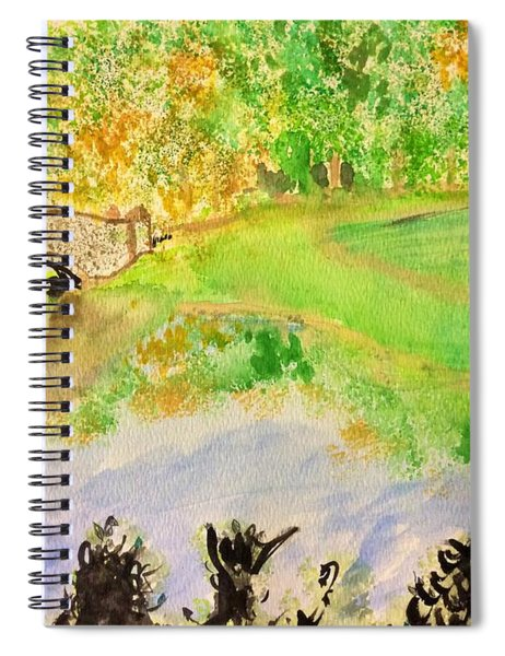 Gapstow Spiral Notebook