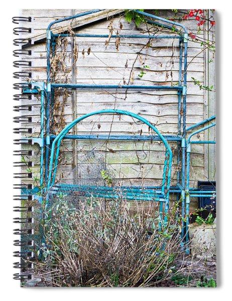 Garden Items Spiral Notebook