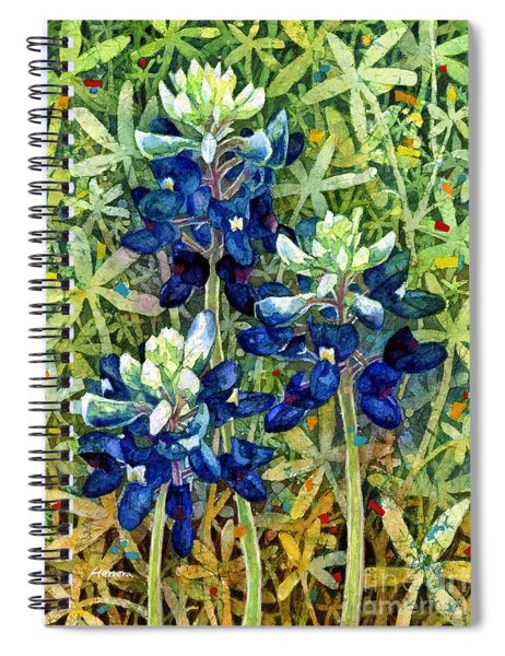 Garden Jewels I Spiral Notebook