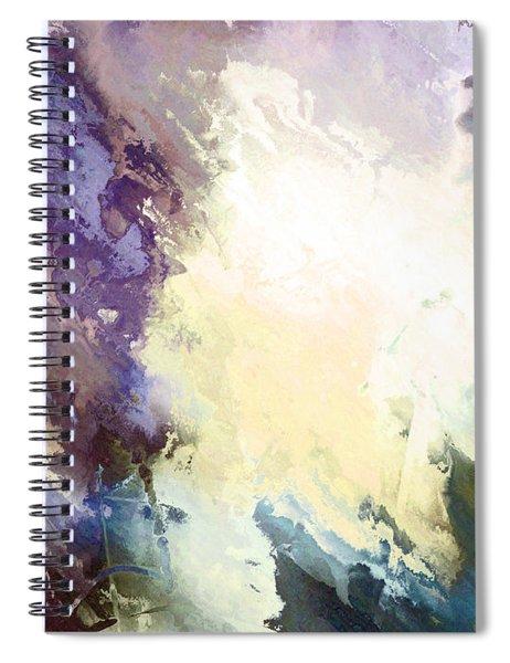 Gardens Of Babylon Spiral Notebook