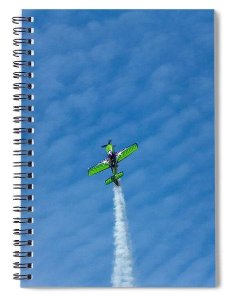 Gary Ward Taking His Mx2 To Great Heights Spiral Notebook