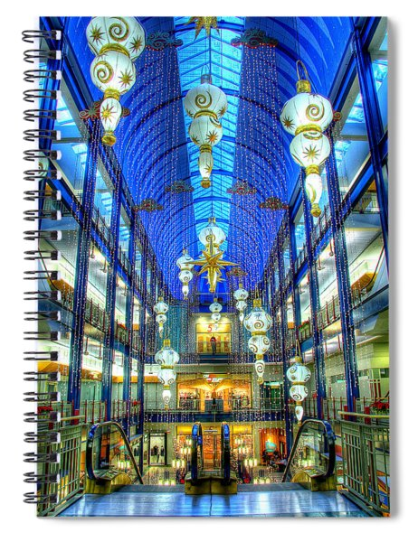 Gaviidae Common Architecture Spiral Notebook