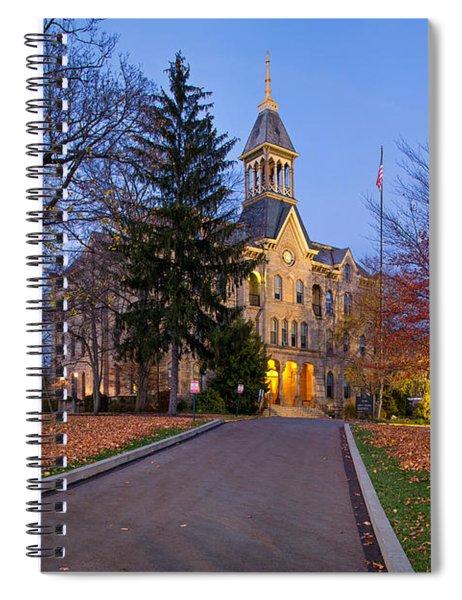 Geneva College Spiral Notebook
