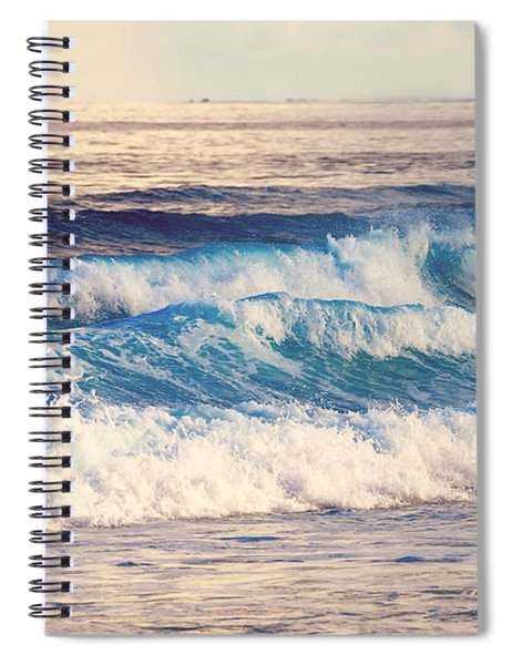 Gentle Light  Spiral Notebook