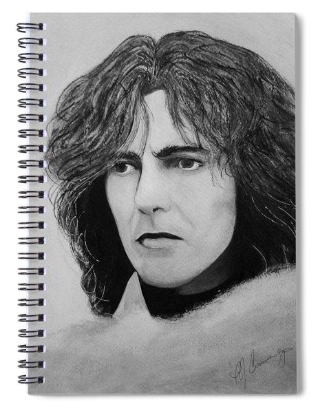 George Harrison Spiral Notebook