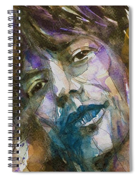 Gimme Shelter Spiral Notebook