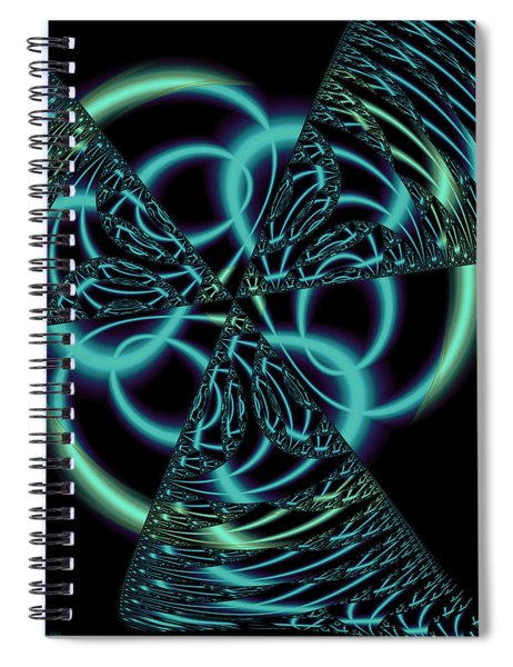 Gingezel 1 The Limit Spiral Notebook